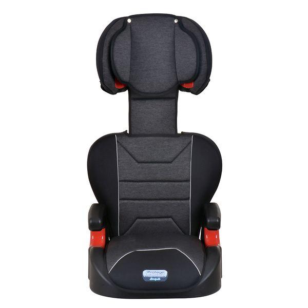 Cadeira-para-Auto-Burigotto-Protege--15-a-36kg--–-Mesclado-Preto2