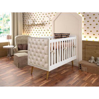 berco-mini-cama-retro-com-pe-em-madeira-com-capitone-branco-fosco-ambiente-quarto