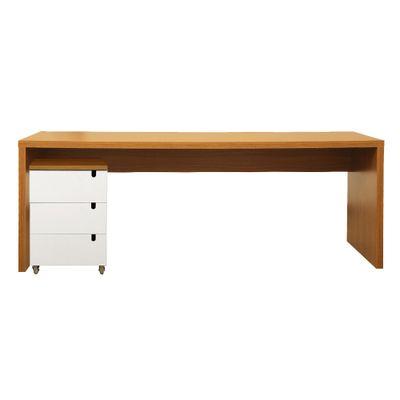kit-escritorio-bancada-136cm-modulo-gavetas-louro-freijo-frontal