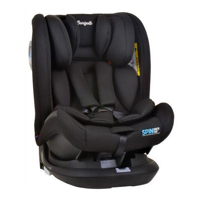 Cadeira-para-Auto-Burigotto-Spin-Fix-5-Posicoes--0-a-36kg--–-Black