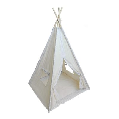 cabana-infantil-chevron-cinza-e-branco