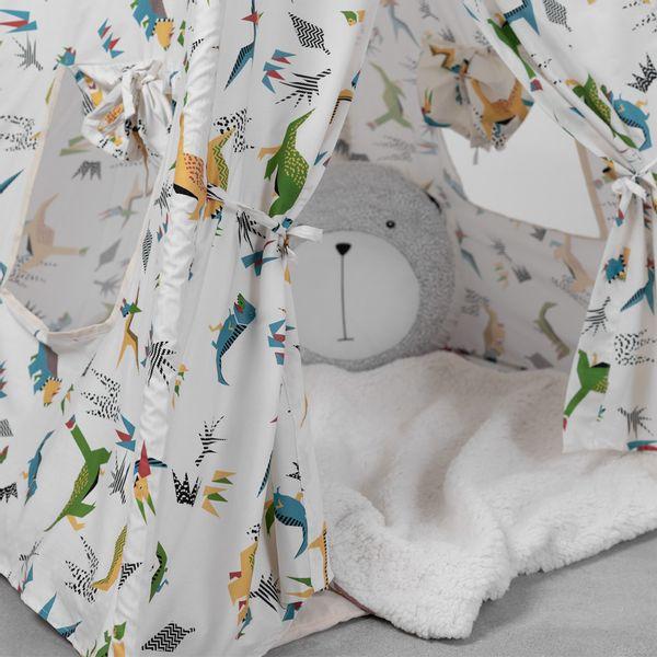 cabana-infantil-dino-colorida-cinco