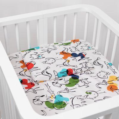 lencol-mini-berco-com-elastico-e-fronha-fazendola-colorido-quatro