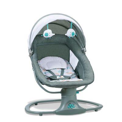 Cadeira-de-Descanso-para-Bebe-Ibimboo-Techno---Verde