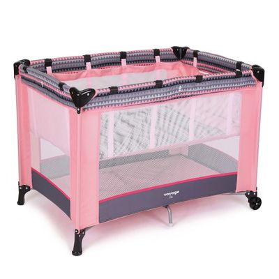 Berco-Portatil-Fit-Voyage---Rosa