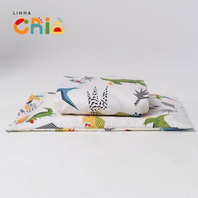 lencol-mini-cama-com-elastico-e-fronha-dino