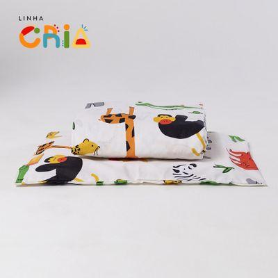 lencol-mini-cama-com-elastico-e-fronha-afrika-colorido