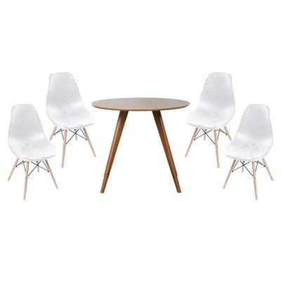 conjunto-mesa-square-redonda-tampo-betula-88cm-4-cadeiras-eames-colmeia-branca