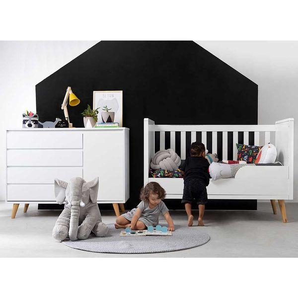 berco-mini-cama-retro-cinza-com-pe-em-madeira