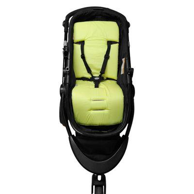 protetor-de-carrinho-e-bebe-conforto-universal-dupla-face-elefante-colorido-e-amarelo-liso