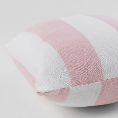 almofada-decorativa-quadrada-tricot-listras-rosa-e-branco-um