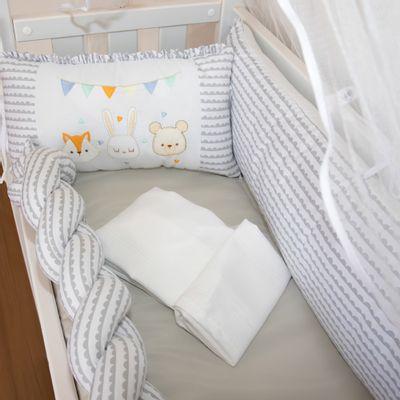 Kit-Mini-Berco-Tranca-Babys-7-Pecas-Cinza
