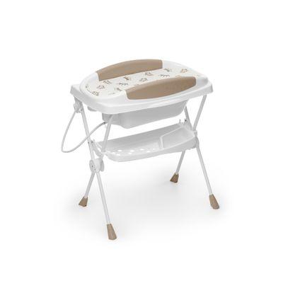 Banheira-para-Bebe-com-Assento-Galzerano-Premium-Real-Branca-um