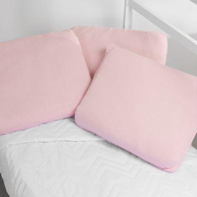 kit-cama-de-solteiro-tricot-4-pecas-rosa