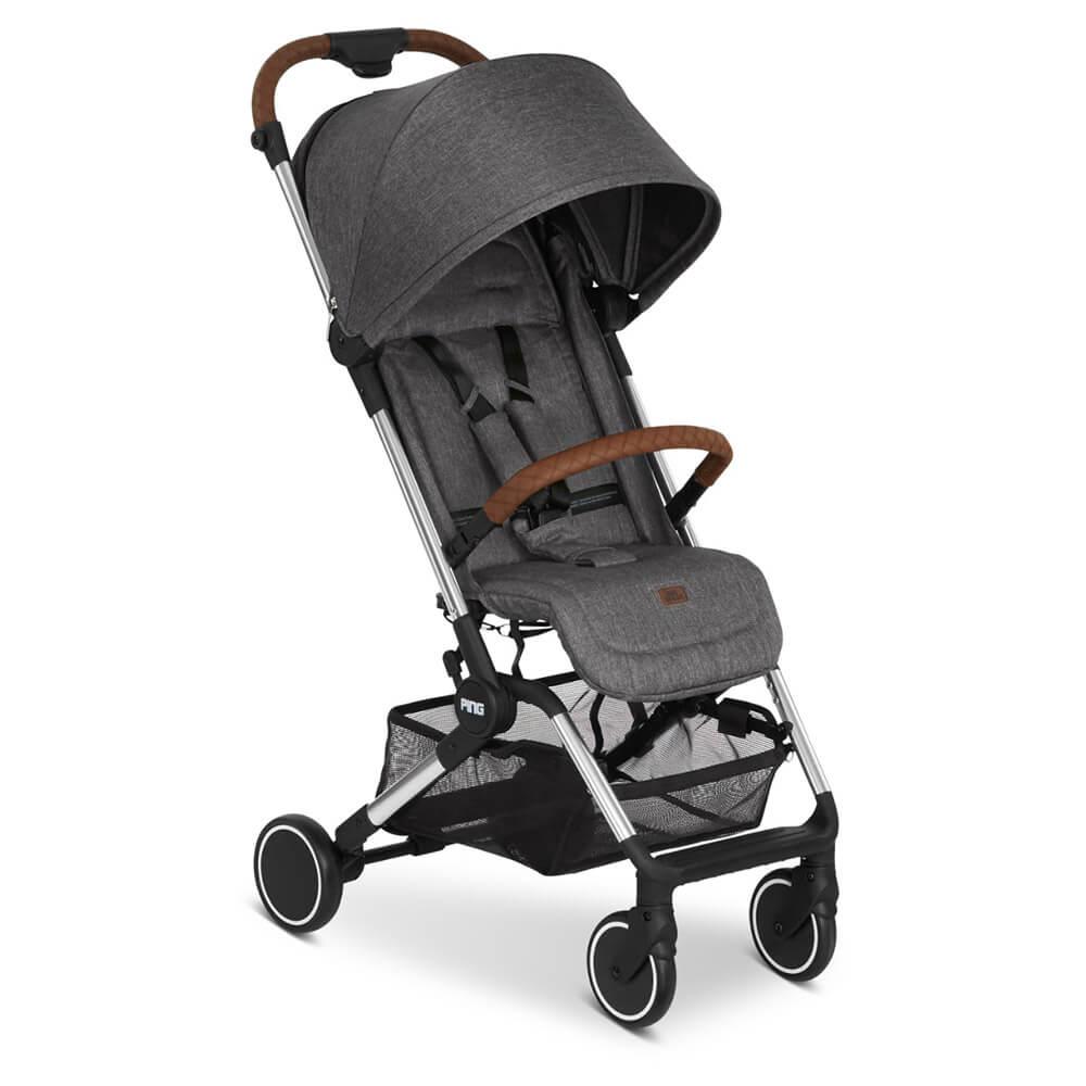 Carrinho de Bebê ABC Design Ping - Asphalt