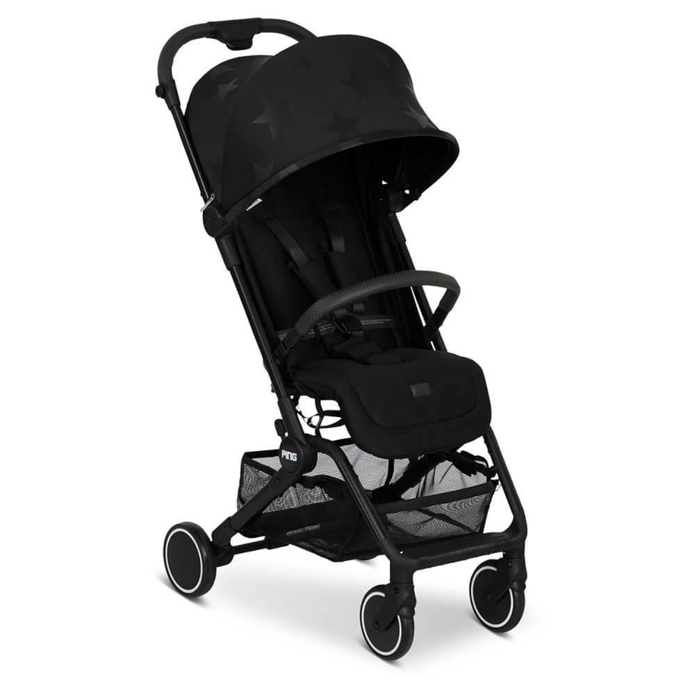 Carrinho de Bebê ABC Design Ping – Black Stars