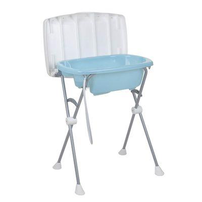 banheira-para-bebe-burigotto-tchibum-baby-blue-aberta