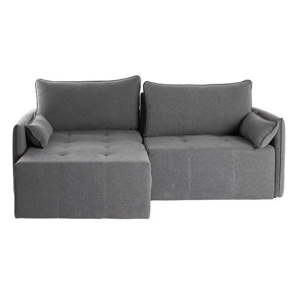 sofa-retratil-ming-tecido-linho-grafitte-198cm-frontal-aberto-lado-esquerdo