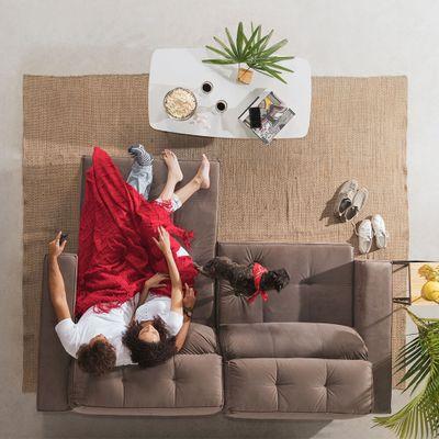 Sofa-Valencia-New-Tecido-Grafite-ambientado