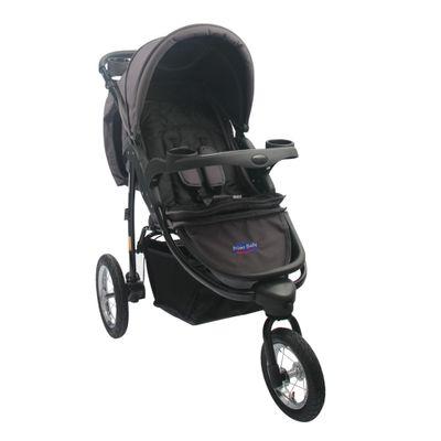 carrinho-travel-system-prime-baby-triciclo-velloz-cinza-somente-carrinho