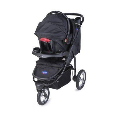carrinho-travel-system-triciclo-velloz-3-posicoes-preto