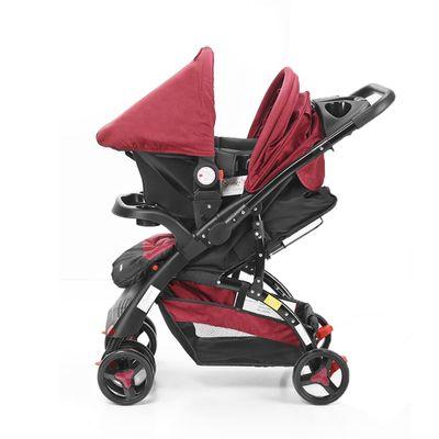 carrinho-de-bebe-prime-baby-3-posicoes-concord-max-vermelho-vsta-de-lado