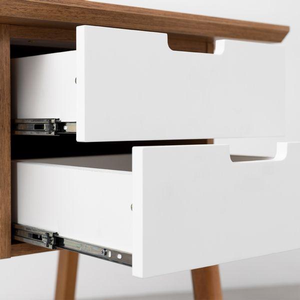 kit-escritorio-escrivaninha-vintage-louro-freijo-com-gavetas-brancas-poltrona-office-franca-