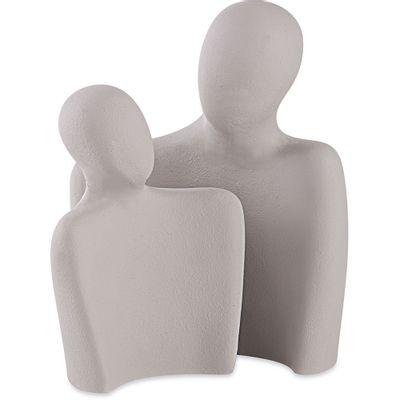 escultura-abraco-2-pecas-em-cimento-cinza