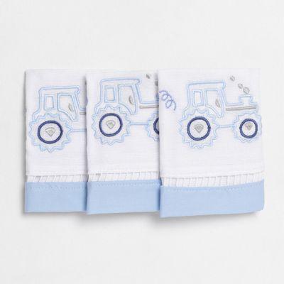 kit-toalha-de-boca-bordado-trator-azul-3-pecas