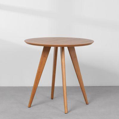mesa-square-redonda-tampo-louro-freijo-80cm