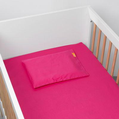-lencol-com-elastico-para-berco-e-fronha-rosa
