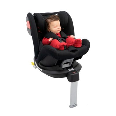 cadeira-para-auto-only-one-fix-5-posicoes-0a36-kg-preta-com-bebe
