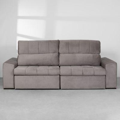sofa-moa-retratil-veludo-prata-250cm-frontal