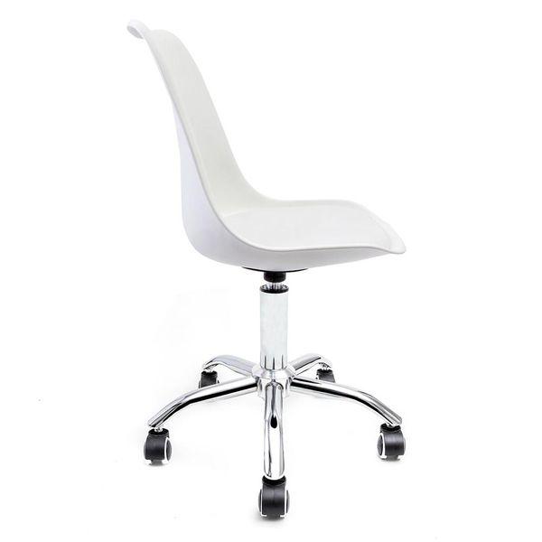 cadeira-de-escritorio-saarinen-giratoria-prata-e-branca-lateral