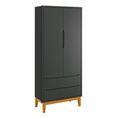 guarda-roupa-retro-square-2-portas-com-pe-em-madeira-grafite