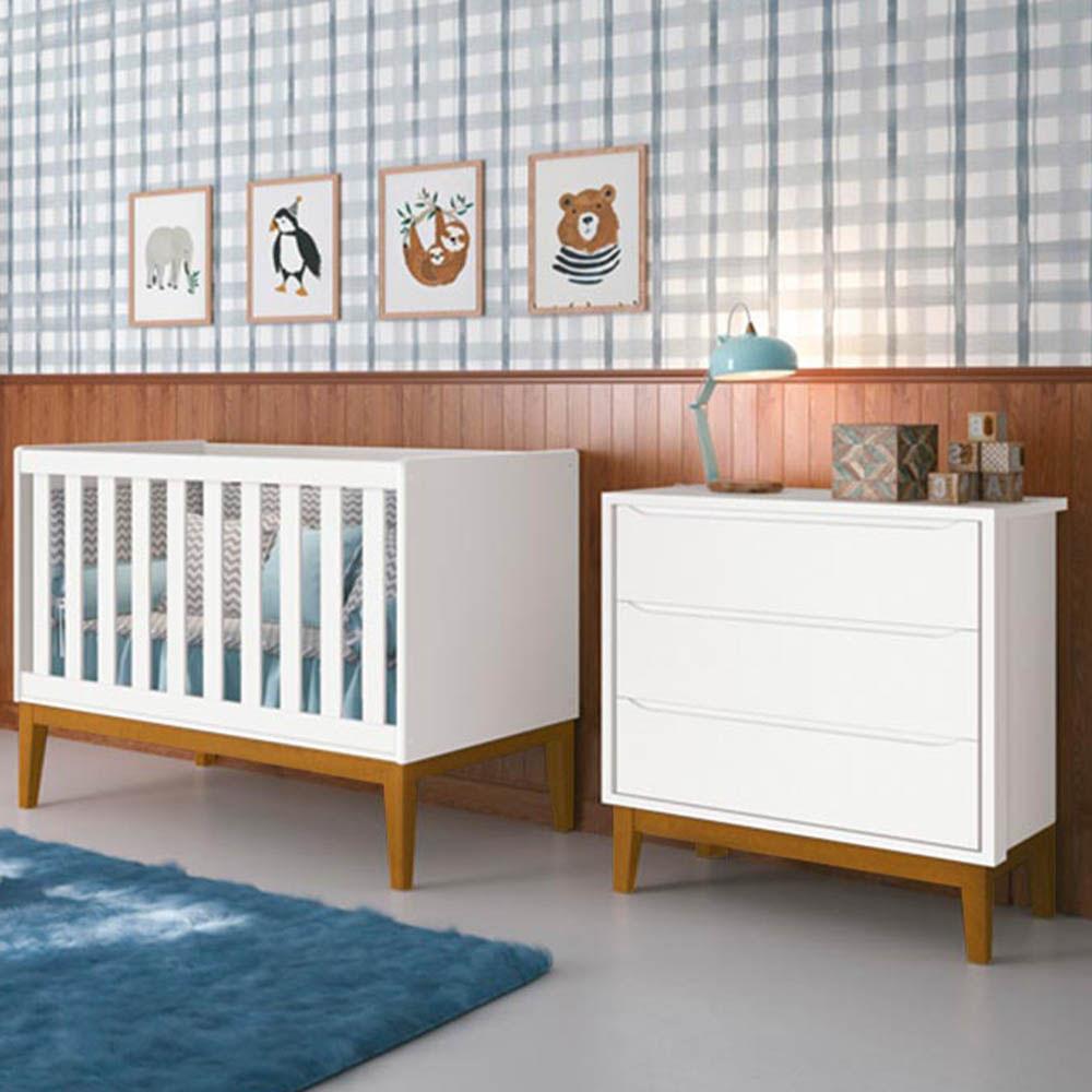 kit-quarto-infantil-square-branco-fosco-berco-comoda