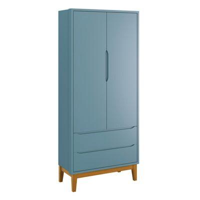 guarda-roupa-retro-square-2-portas-com-pe-em-madeira–azul-fechado