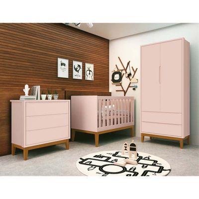 guarda-roupa-retro-square-2-portas-com-pes-em-madeira-rosa-ambiente