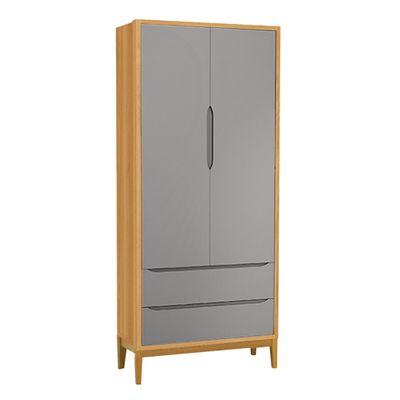 guarda-roupa-retro-square-2-portas-com-pes-em-madeira-cinza-fosco-com-mezzo