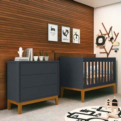kit-quarto-infantil-square-verde-grafite-comoda-sem-porta-ambiente