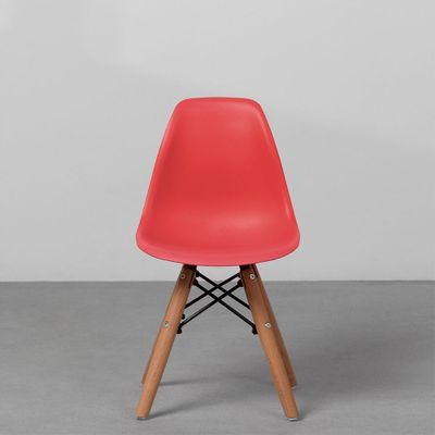cadeira-eiffel-infantil-base-madeira-vermelha-frontal