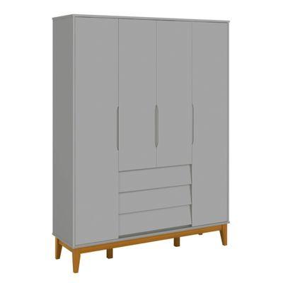 armario-infantil-noah-4-portas-cinza-fosco