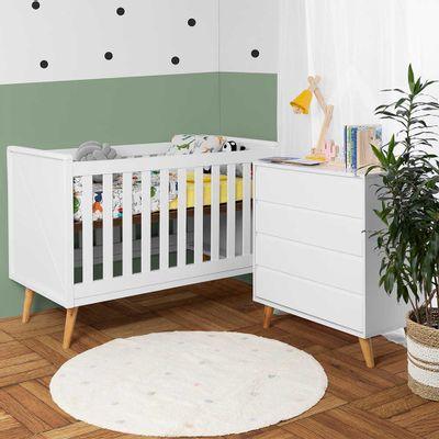 Kit-Quarto-Infantil-Retro-Branco–Berco-Comoda-sem-Porta-ambiente