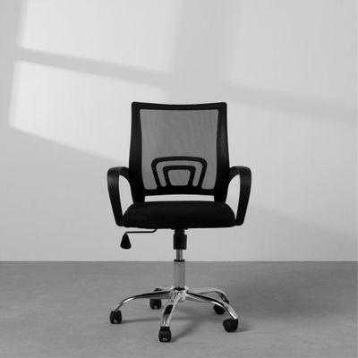 cadeira-de-escritorio-italia-giratoria-preta-frontal