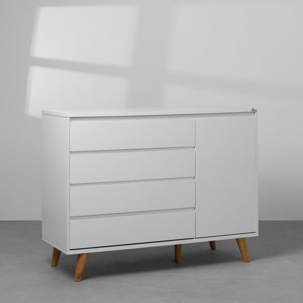 comoda-retro-4-gavetas-branco-diagonal