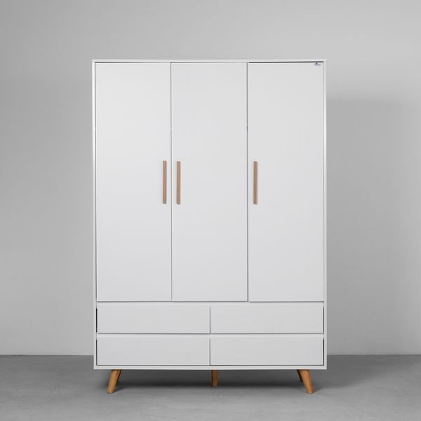 guarda-roupa-retro-3-portas-e-4-gavetas-branco-fosco-frontal