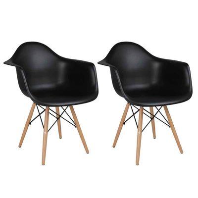 conjunto-2-cadeiras-eiffel-com-braco-preto