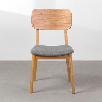 cadeira-lala-madeira-mescla-cinza-escuro-frente