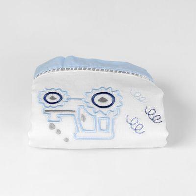 toalha-fralda-trator-azul